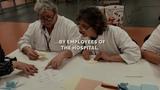 Сотрудники больницы сделали 1000 бумажных журавликов, чтобы улучшить сон пациентов