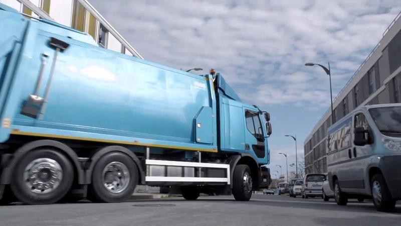 Новые Volvo FL и FE: Легкость во владении и эксплуатации