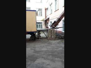 Так работает почта России в Йошкар Ола. ул. Советская 136, здание Ростелеком