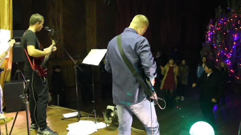 Dвижение - Пачка Сигарет (Кино Cover) Ярославка 03.01.2019