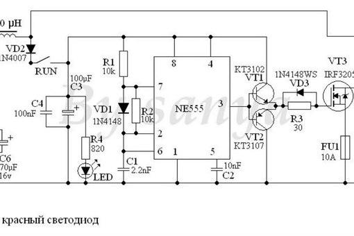 Фото схема электрическая