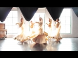 Aayat Dance Bajirao Mastani Indian Classical (Kathak) Contemporary Fusion Choreography