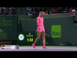 Shot of the day by Victoria Azarenka in QF MiamiOpen