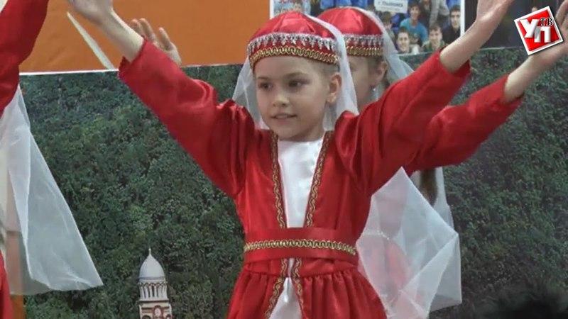 Ульяновские школьники отправились в путешествие по России