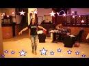 Лезгинка. Красивая Девушка от Души танцует Лезгинку 2015