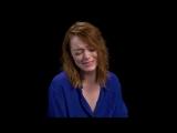 Emma Stone, Natalie Portman Ruth Negga Audition as Chunk from The Goonies _ W Magazine