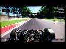 Atrton Senna Tribute Monza 1.21.833