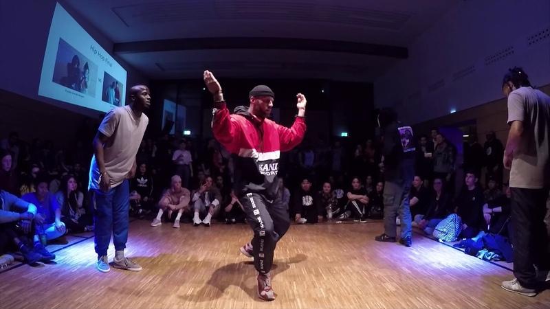 SIX 1 CYPHER X 10TH EDITION Hip Hop final Slunch x Kazim VS Franky Dee x Miracle