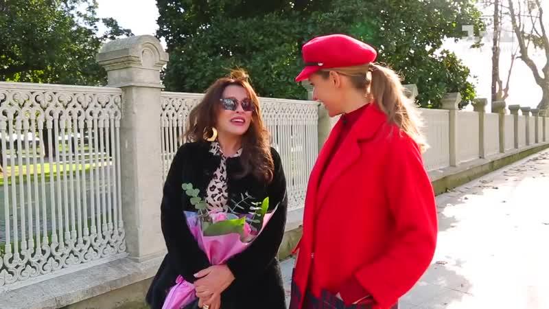 Ексклюзивне інтерв'ю з Айдан Шенер 09.03.19