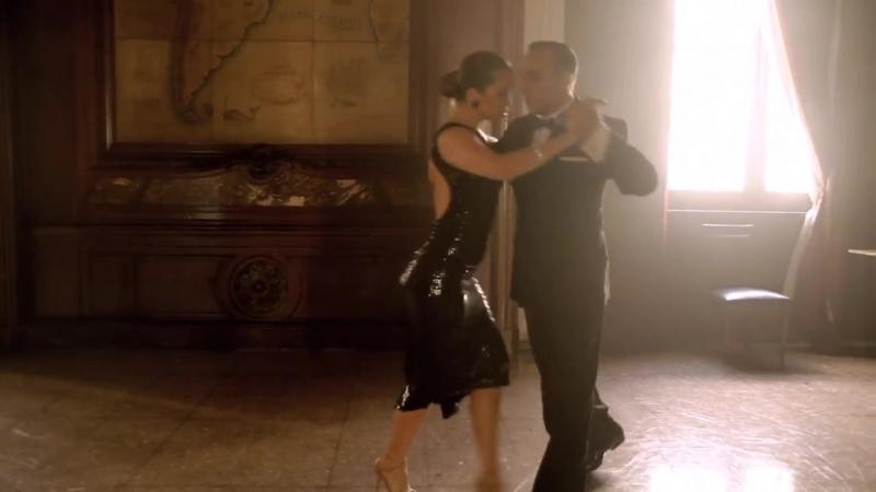 Танго. Maximiliano Cristiani y Juliana Maggioli bailan Tigre Viejo