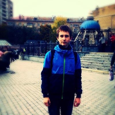 Кирилл Назарчук, 27 ноября , Москва, id123169156
