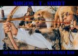 MIGOS - T - SHIRT ( DJ WOLF DEEP MASH UP REMIX 2018 )