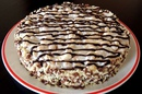 Готовим торт Дамские пальчики