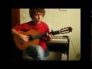 Morrowind music - Call of magic (guitar cover) + tab