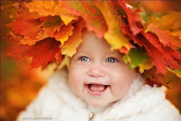 Осенняя музыка для Вас и Ваших малышей!