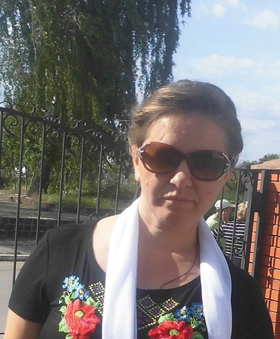 Ангеліна Боксанчук