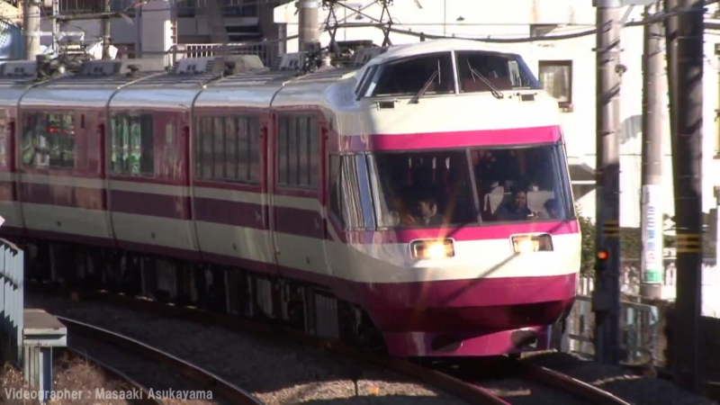 [HDR-FX7] 小田急電鉄 10000形 ロマンスカーHiSE 10041F [20110110_1305] - MasaakiAsukayama