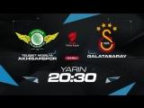 ⚽ Teleset Mobilya Akhisarspor - Galatasaray