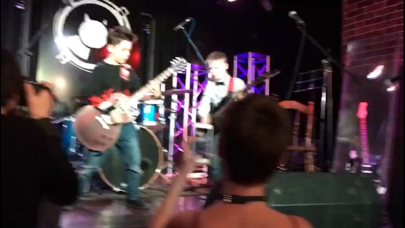 Linkin Park Faint cover Children Band