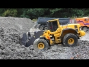 RC Vehicles Work in the Mud! Best R_C Construction Site! RC Trucks Extreme