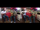 Bizarre Love Triangle on Ukuleles-Witchger Boys, New Order cover