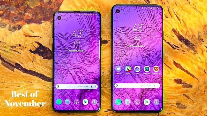 7 New Smartphone in November 2018 | 10 GB RAM , 40 MP Camera, Snapdragon 845