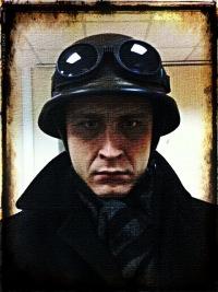 Андрей Бышенко, 11 января , Москва, id15905835