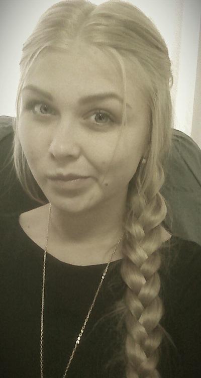 Анюта Романова, 15 ноября 1989, Тюмень, id24791690