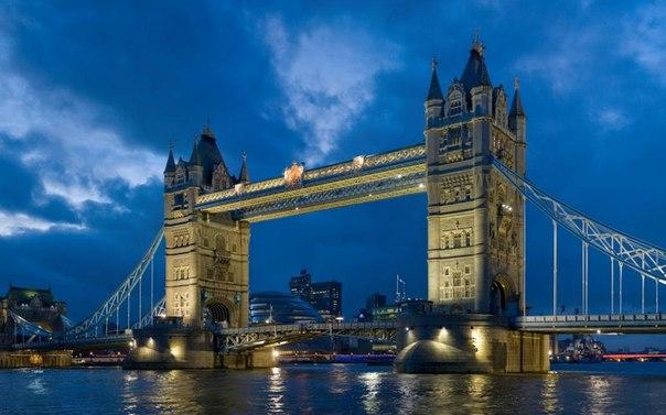 Дети весенние каникулы в лондоне