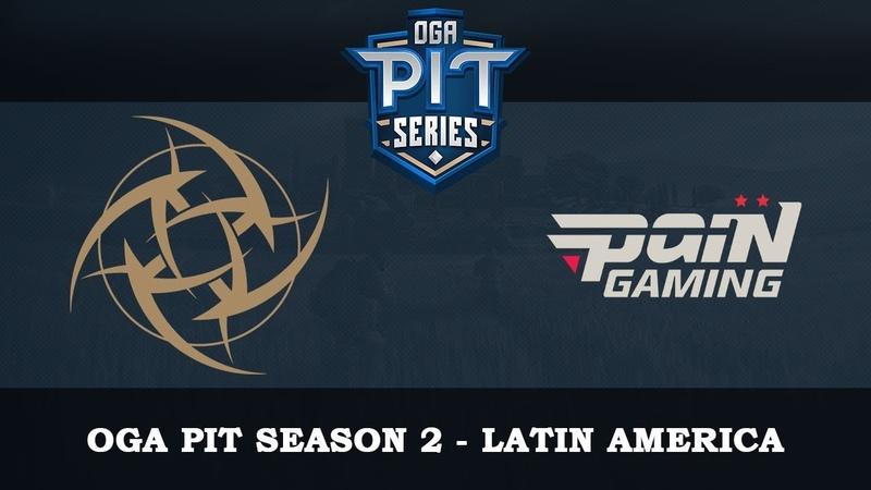 NIP vs paiN Map1 @Clubhouse OGA PIT Season 2 Latin America 19 10 2018