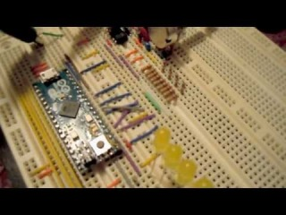Проигрыватель XM/S3M/IT/MOD на базе Arduino Micro