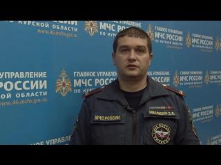 В Курской области ожидаются порывы ветра, местами до 15-18 м/с.