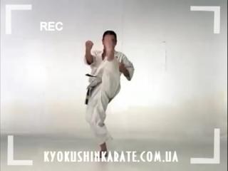 Kata Kyokushin Karate - Gekisai Dai - Ката Киокушин Карате Гекисай Дай