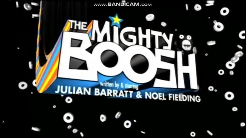 The Mighty Boosh Openning (Майти Буш)