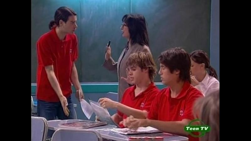 Мятежный дух (сер-л 2002-2003, Аргентина) сезон 2 эпизод 153
