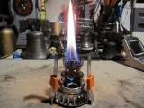 Печка на ПАРАФИНЕ G-MICRO PSL (Personal Stove & Light)
