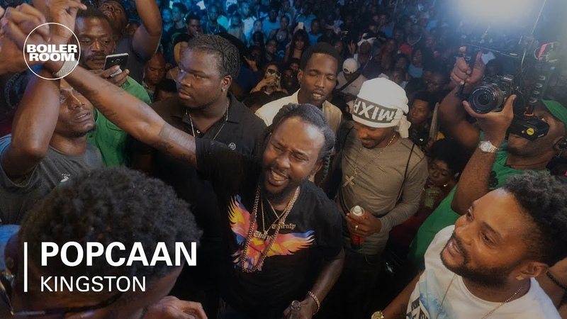 Popcaan Live | Boiler Room Kingston