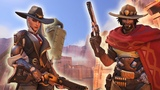 Ashe and McCree In-Game Interactions SUBTITLES