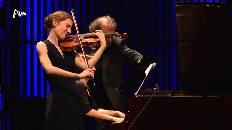Maurice Ravel - Sonata no 1 in a - Maria Milstein Hanna Shybayeva
