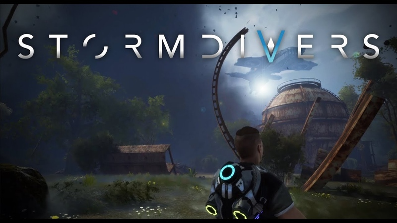 Dev Diary 1 - Behind the Scenes: Introduction to Stormdivers