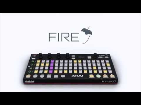 Introducing the Akai Fire