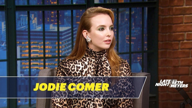 Jodie Comer Had Fun Playing a Sociopathic Assassin on Killing Eve