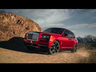 Царь КРОССОВЕРОВ! Роллс-Ройс КУЛИ НАМ(!) Rolls Royce Cullinan
