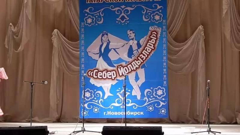 Гузалия Губайдулина- Татарский танец Су буйлап ( Возле реки)