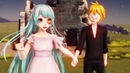 【MMD PV】罪の名前 The Name of The Sin - Hatsune Miku ・Kagamine Len English / Romaji Sub