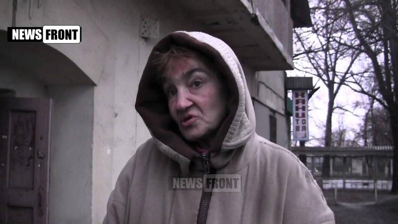 Жительница Славянска: в случае референдума, люди проголосуют против Порошенко и за ДНР