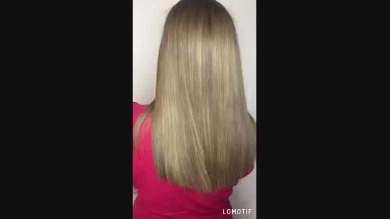 Ботокс для волос от Дианы☄