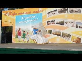 Улдуз Мамедова - в ПКиО им.30летВЛКСМ