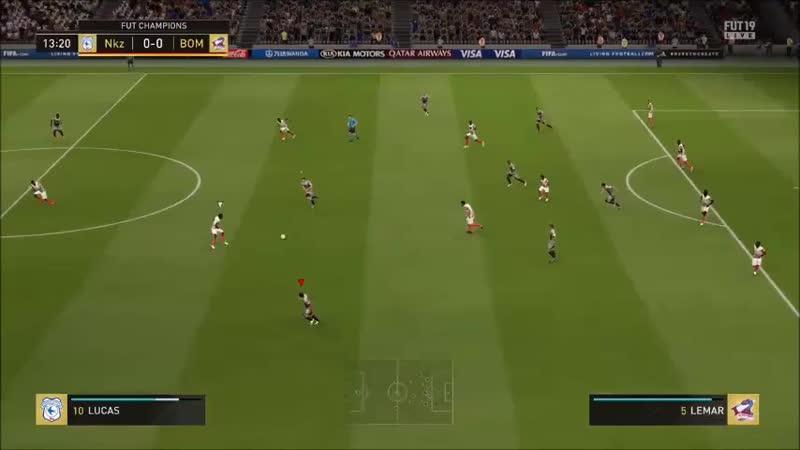 Finish him!! FIFA 19