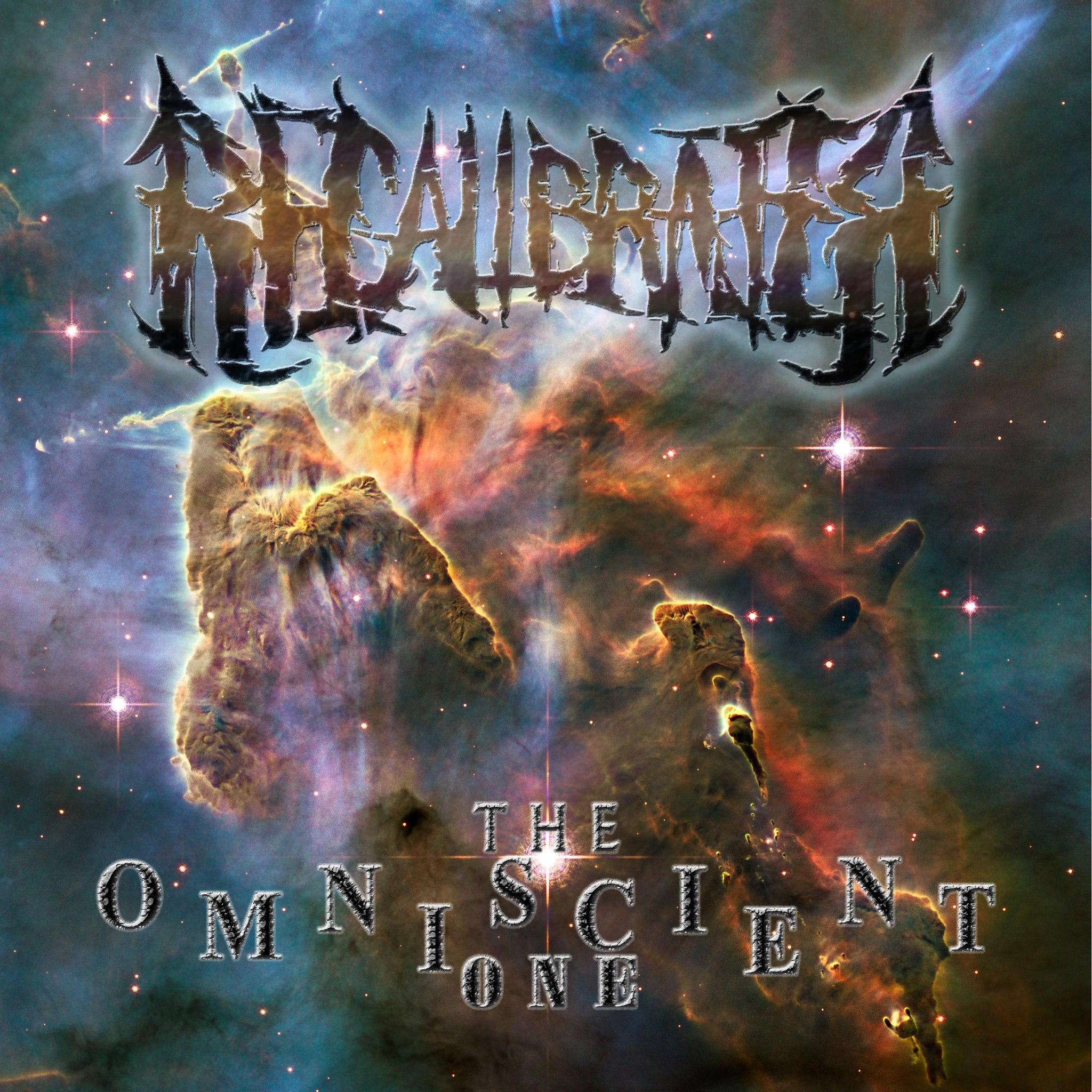 Recalibrater - The Omniscient One [EP] (2012)